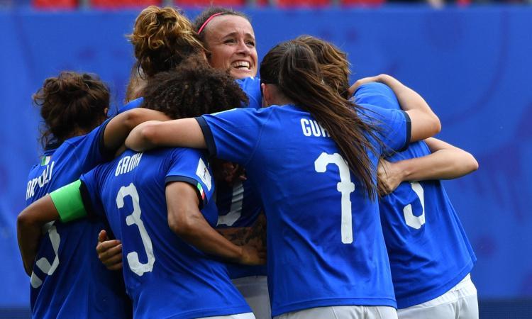 L'Italia delle donne più vista in tv di quella del Mancio: forse abbiamo una cultura sportiva