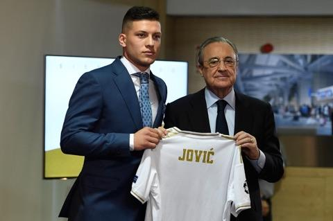 Jovic si presenta: 'Real Madrid scelta migliore' VIDEO