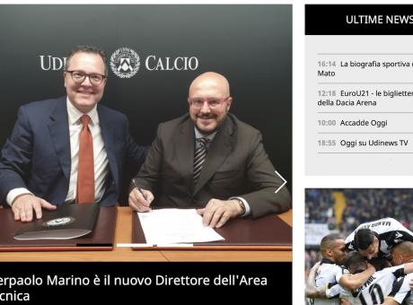Udinese, Marino: 'Fofana resta, no a stravolgimenti della rosa a gennaio'