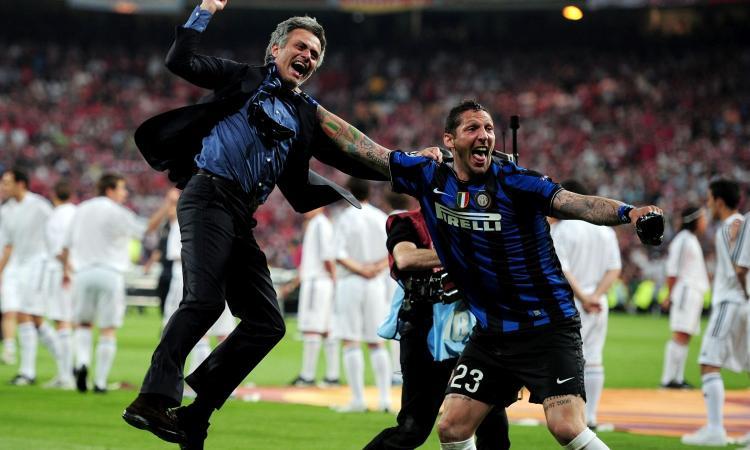 Inter, Materazzi: 'Conte come Mourinho. Io e lui al Newcastle...'