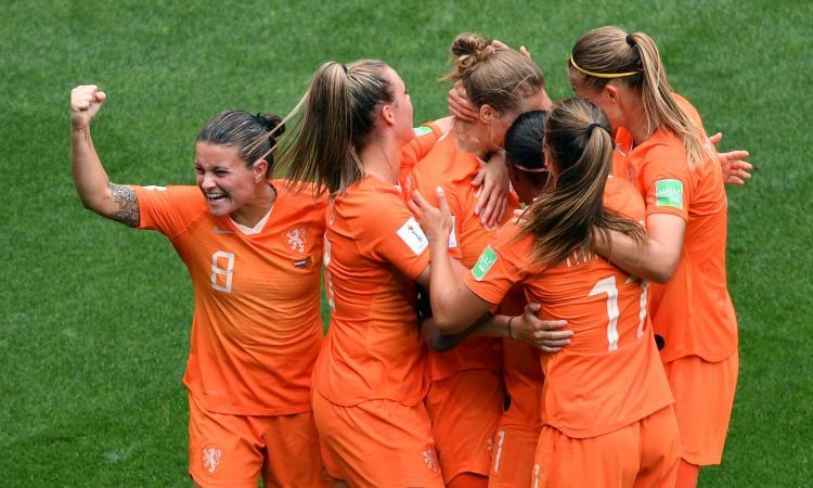Mondiali femminili: Olanda e Canada agli ottavi, fuori Camerun e Nuova Zelanda