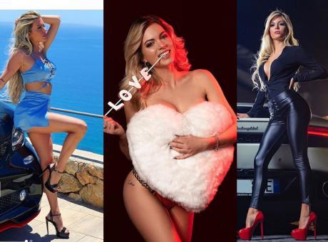 Ludovica, la rivalità con Diletta e i messaggi dei calciatori: 'Mi hanno scritto robe come...' CHE FOTO!