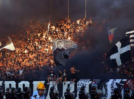 La tragica fine di Dragan Mance, l'idolo della KOP del Partizan Belgrado