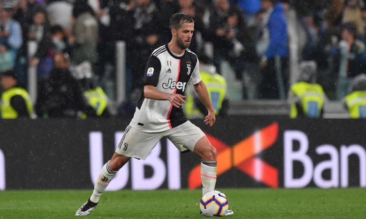 Juve, Pjanic: 'Con Sarri mi trovo bene, l'Inter capolista...'