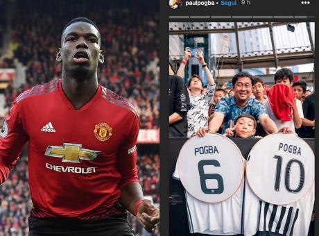 Pogba e l'indizio social: la Juventus continua a sognare il suo ritorno