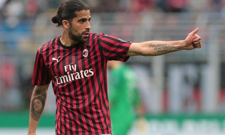 Milan: aspettando Ibra, Ricardo Rodriguez può finanziare Demiral