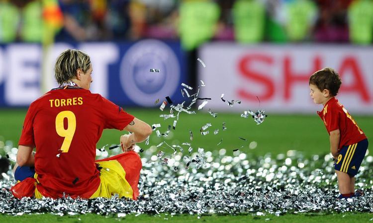 Torres, il bambino che c'è in ognuno di noi