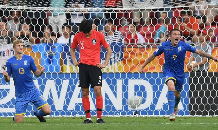 Mondiali Under 20, l'Ucraina è campione: Supriaha manda ko la Corea del Sud