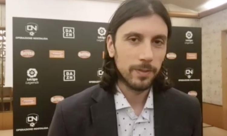 Zaccardo a CM: 'Operazione Nostalgia Stars vs LaLiga Legends festa del calcio. Milan, Maldini e Giampaolo una garanzia'