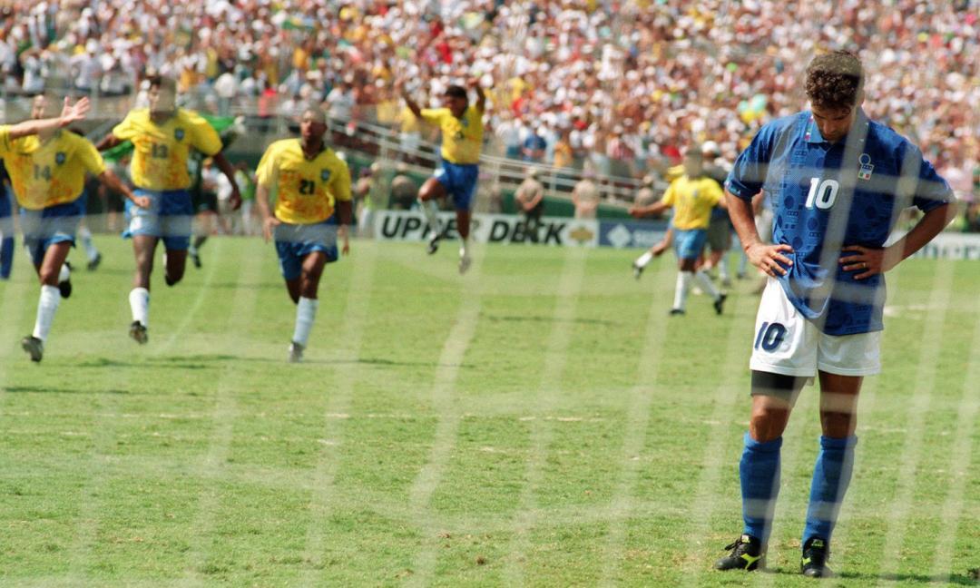 Roberto Baggio e USA 94'