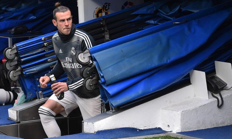 Inter su Bale? L'agente: 'Spazzatura, cavolate. Non lascia il Real Madrid'