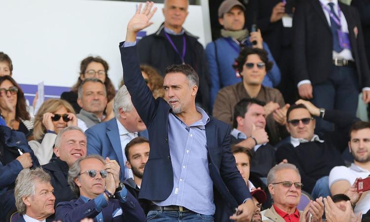 Fiorentina, Batistuta: 'Ho parlato con Commisso, se mi chiamano ci sono'