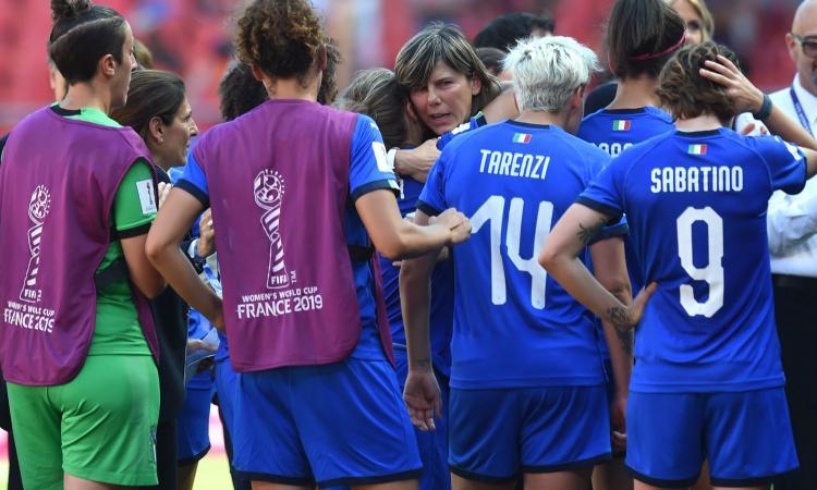 Italia, un grande Mondiale con qualche errore. Intanto il femminile non cambia: il Chievo rinuncia alla serie A