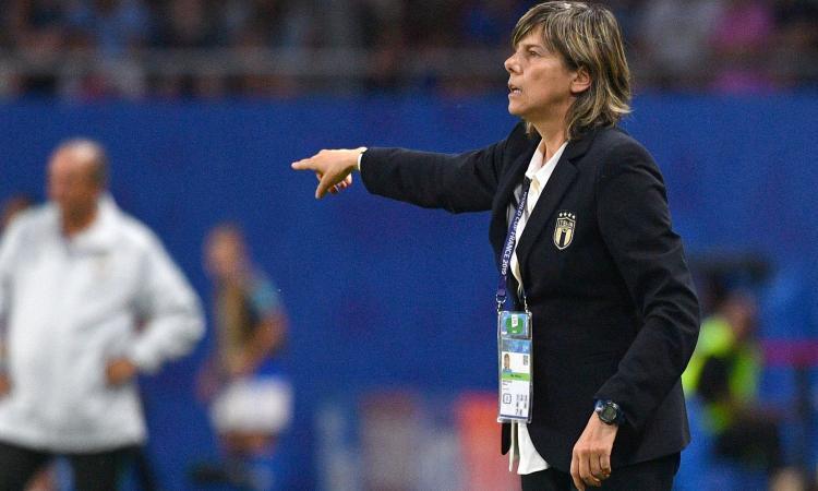Italia femminile, Bertolini: 'C'è stato un cambio culturale: ora continuate a seguirci'