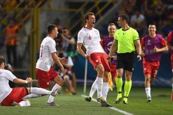 bielik, polonia, esulta, gol, italia, 2018/19