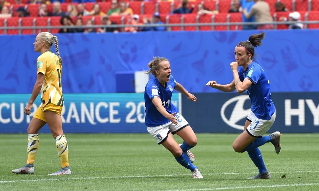 Calcio femminile, vietato non divertirsi...?