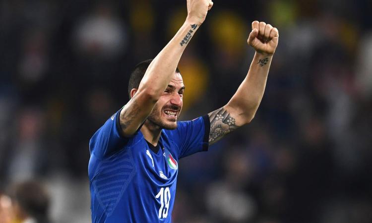 Boom Bonucci: dopo il Milan, valuta un'altra offerta per lasciare la Juve