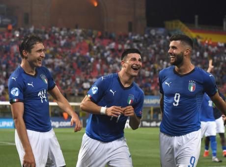 Belgio-Italia Under 21: le probabili formazioni e dove vederla in tv