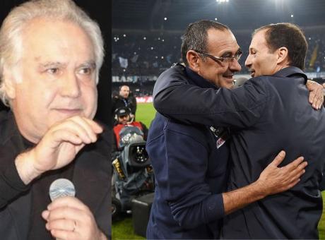 Un cappuccino con Sconcerti: la Juve è una squadra di grandi mezzi giocatori che hanno bisogno di Sarri