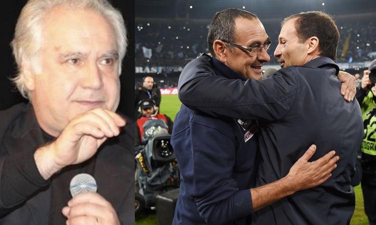Un cappuccino con Sconcerti: da Allegri a Sarri, i tifosi della Juve sono preoccupanti