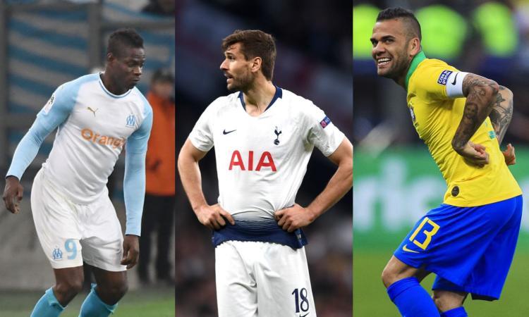 Da Balotelli a Dani Alves e Llorente: la top 10 degli ...