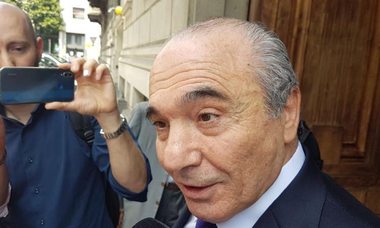 Fiorentina-Juve, Commisso ci sarà: il presidente in volo verso l'Italia FOTO