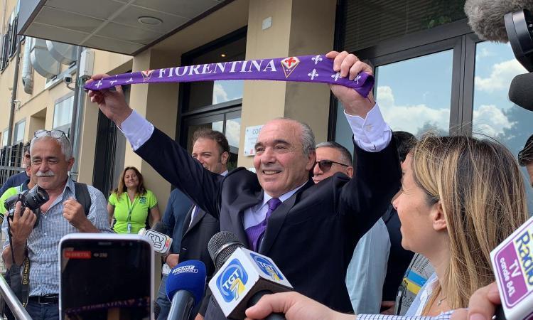 Commisso: 'Mi dedicherò al 99% alla Fiorentina, ma non la quoto in borsa. Chiesa? Se la Juve ha interferito...'
