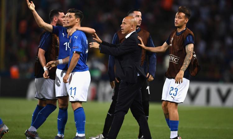 Italia Under 21: anche un ex Juve tra i possibili allenatori