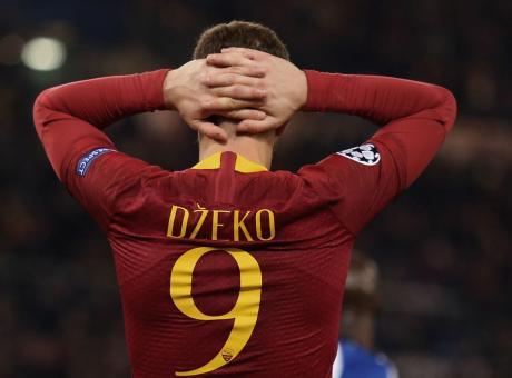 Dzeko all'Inter perché stanco di Roma, la capitale del calcio parlato: sarà impossibile da sostituire