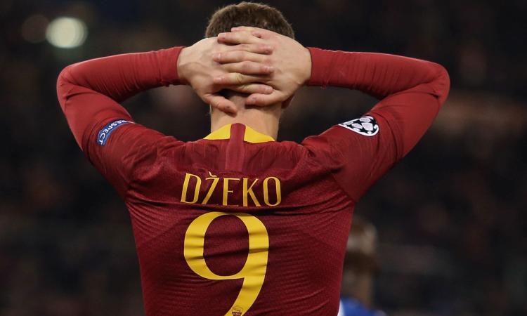 Inter, non si molla Dzeko: il punto