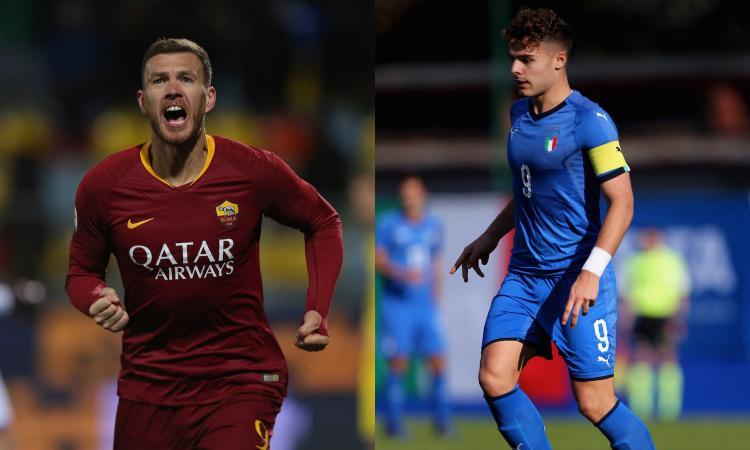 Inter, intoppo per l'affare Dzeko: dietrofront della Roma su Vergani