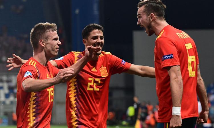 Svezia-Spagna, le formazioni ufficiali: Fabian Ruiz sfida Ekdal e Olsen
