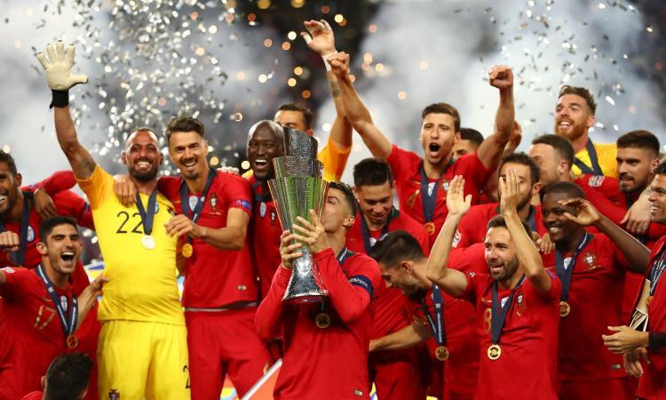 La Nations League al Portogallo di Ronaldo: gli olandesi quando c'è da perdere sono i migliori