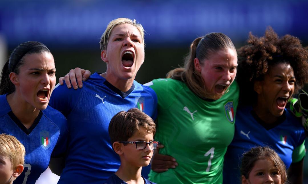 Se l'Italia femminile vince il mondiale, saranno 5 le stelle?