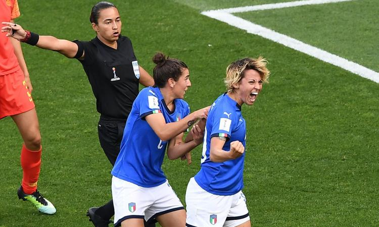Qual. Euro 2021, l'Italia femminile vince la prima: 3-2 in Israele!