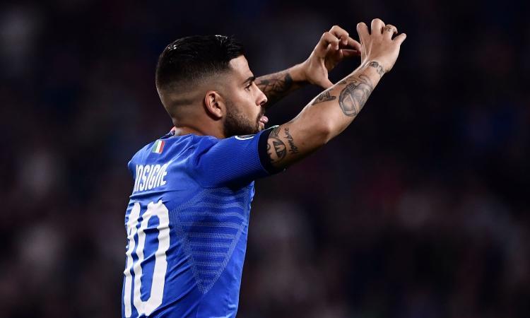 Italia-Bosnia, le pagelle di CM: magico Insigne, Verratti decisivo! Dzeko fa paura