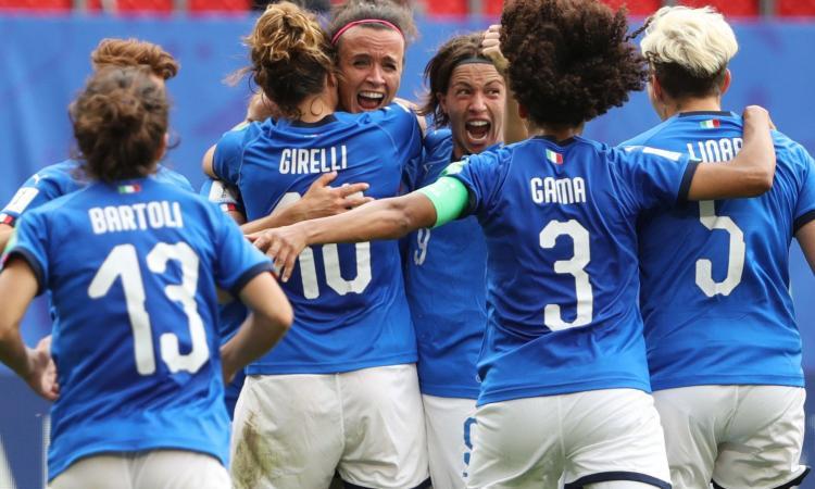 Italia femminile, la Cina non è più quella di una volta: eguagliare il 1991 è possibile con la carta Giacinti