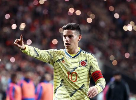 Dalla Colombia: Napoli a un passo da James Rodriguez