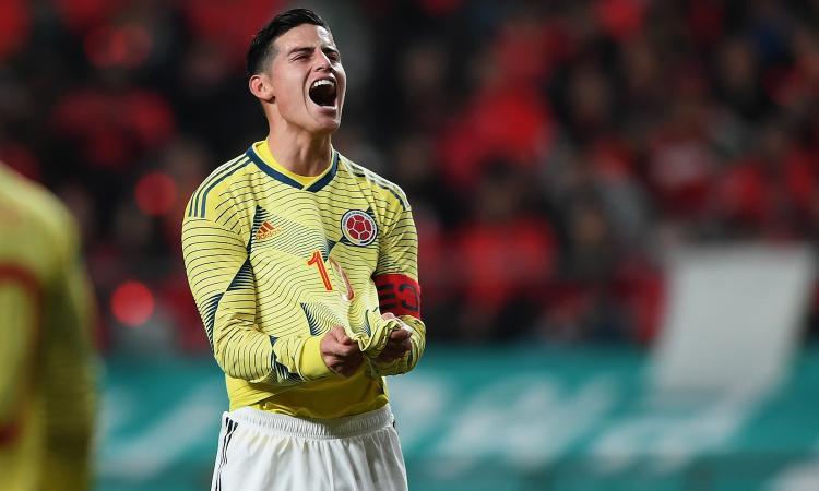 Il Napoli ha in pugno James: Mendes a Madrid, le cifre