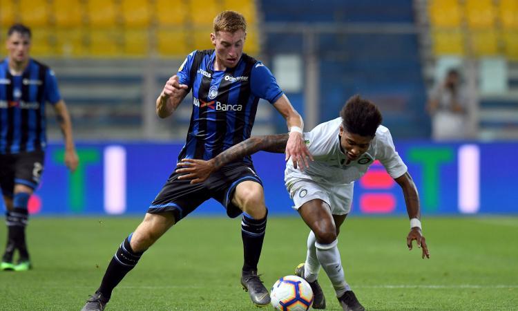 Atalanta, due club di Serie A in corsa per Kulusevski