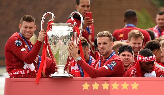 Ossessione Champions... per chi l'ha vinta
