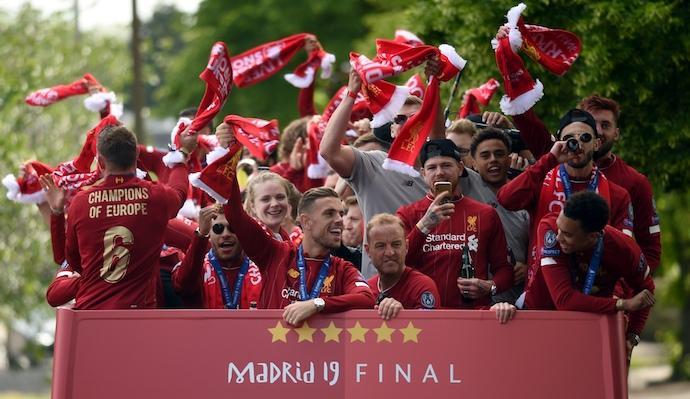 L'obiettivo del Liverpool? Il Triplete!