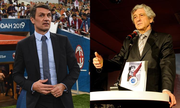 Maldini, ricordati di Rivera: per essere un buon dirigente non basta l'etichetta