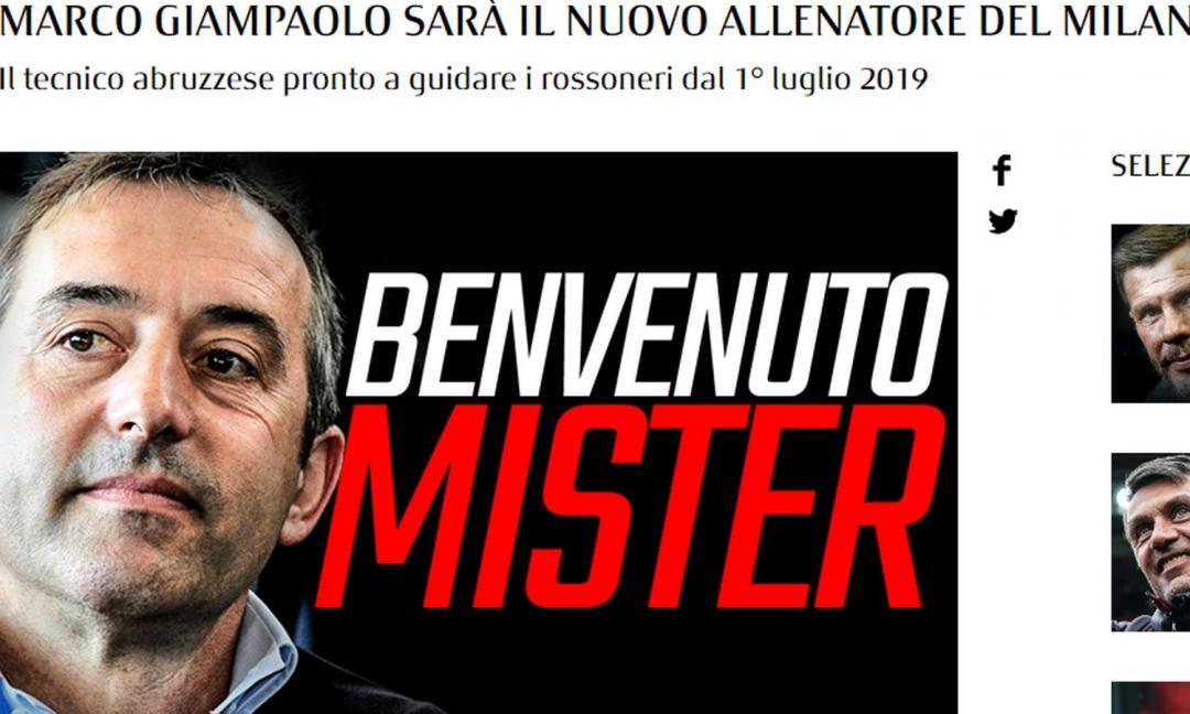 Milan di Giampaolo: il punto
