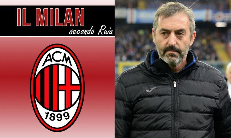 Via i big, dentro Giampaolo e Krunic: sarà un Milan formato Sampdoria, forse già fuori dalla corsa Champions