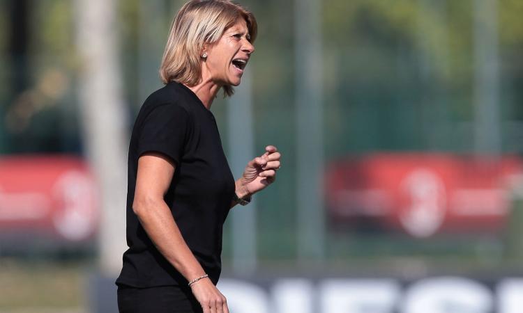 Milan femminile a Ganz, ma che errore non richiamare Carolina Morace!