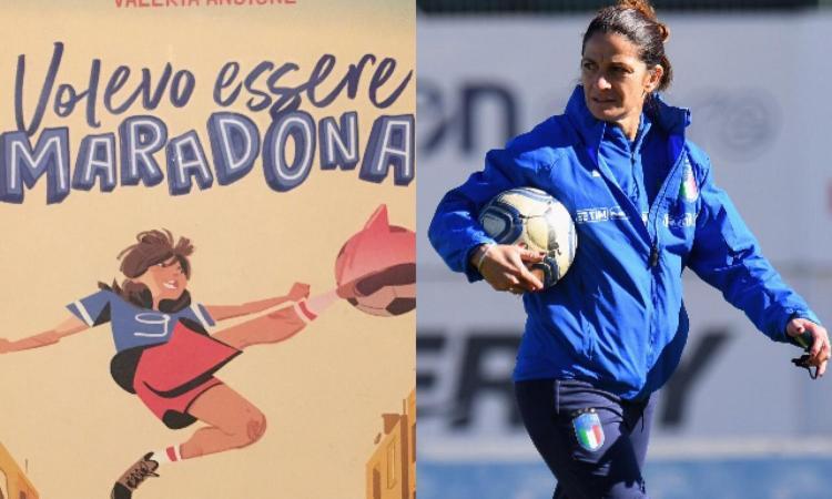 'Volevo essere Maradona', la storia della Panico che ha preso a calci tutti i pregiudizi