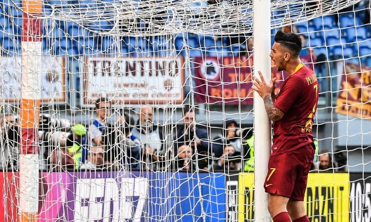 L'Inter pensa a Pellegrini, la Roma è pronta a rispondere. E l'agente vola a Londra...