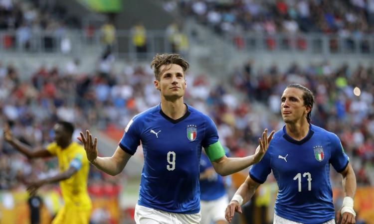 Roma, si cerca lo Zaniolo bis: offerta all'Inter per Pinamonti