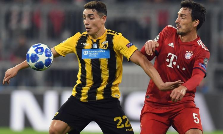 Roma, UFFICIALE: torna Ponce, l'AEK non lo riscatta dopo 21 gol stagionali
